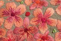 combinación de flores