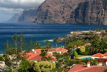 isole TENERIFE / tutto su un'isola nell'oceano