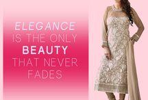 Elegant Dress Materials