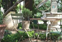 Jardin de France / French Country Antiques and Plants for the Home & Patio. Our new retail store, now open.