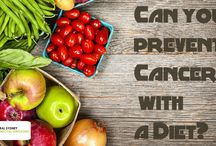 Diet Plans for Cancer / This board tells you about the food to avoid or healthy diets to follow.