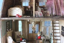 Dollhouses / by Chelsea Martin