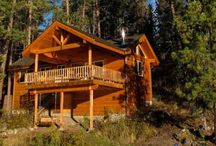 Flathead Lake Cabin / Swan Hill Bed and Breakfast and Flathead Lake Cabin located in Polson, MT open year around!