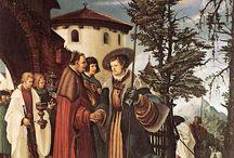 Albrecht Altdorfer Gemälde
