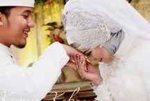 Moslem Bride / Kebaya