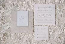 Save the Dates / Customize gorgeous save the dates! www.daniellebehardesigns.com