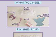 Tooth Fairy diy