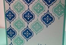 Stampin up - mosaics