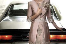 Vestido mae da noiva