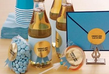 {Graduation Party Ideas} / Graducation (Grad + education) We know that your favorite Graduate deserves an awesome party. They need great gifts to go with the big celebration too.