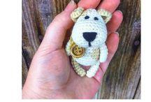вязание-игрушки миники