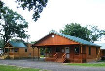 Cabin Lodging  / The perfect option for groups to stay at Lake Fork!