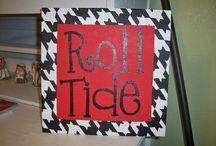Roll Tide / by Elizabeth Grantham