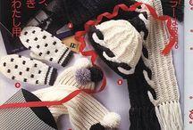 Čepičky,šály a šátky / čepice,klobouky,šály,šátky