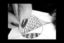 Zentangle Videos/Tutorials / by Cindy Guard