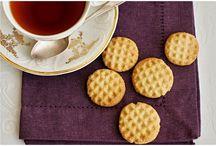 recepty - sladké - sušenky