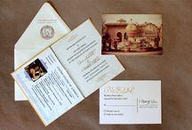 Wedding Invitations / Wedding invitations by Tie That Binds Weddings www.tiethatbindsweddings.com  / by Tie That Binds