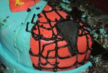 Spiderman birthday cake 29 june 2013 / D