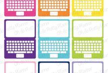 Стикеры Для Ноутбуков
