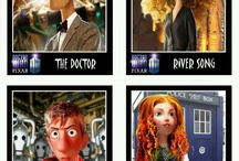 The Doctor/Sherlock / by Kathy Blevins