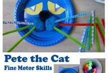 Pete the Cat / by Surviving a Teacher's Salary