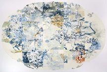 Nicola Moss / Nicola Moss, a contemporary artist from Australia