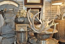 Inspiration~Rustic Chic / by LoveFeast Table