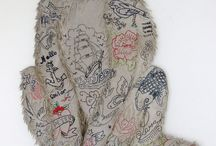 GCSE Textiles: Inspiration