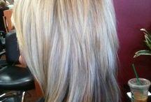 Hiukset / Ihania hiuksia