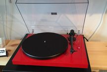 Turntable shopping