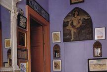 at home violet