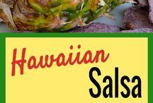 Hawaiian salsa