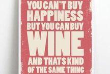 In vino veritas / wine quotes