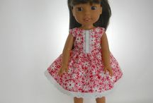 Wellie Wishers Doll Clothes / All of my favorite handmade clothes for the American Girl Wellie Wishers!