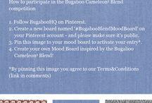 Bugaboo Blend Mood Board