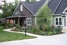 Front & Back Yard Gardening