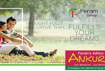 Peram Group Hyderabad / Peram Group has created a brand by itself through trust, hard work and sincerity maintained for over more than 2 decades in the field of real estate and construction giving high quality output and true value for the money, thus utilising our infrastructure and our experience in passing on the same trust to our valued customers through PERAM GROUP.