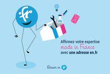 Made in France / En partenariat avec l'AFNIC, My French Site a été spécialement conçu pour valoriser l'identité française de votre site web