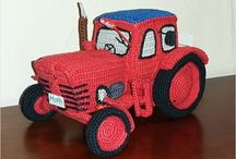 Traktor o Bilar