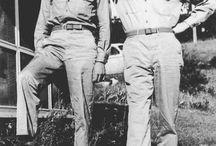 American service men
