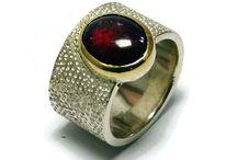 Ringe Handarbeit - handmade rings / Vorstellung handgefertigter Ringe