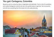 Cartagena, Colombia | summer 2020/2022(?!?)