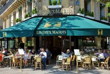 sidewalk cafe / インテリアが素敵なカフェテラス