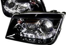 Volkswagen Headlights / Volkswagen Headlights by Auto Light Pros at http://www.autolightpros.com/volkswagen-headlights.html
