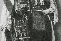 Traditional Bosnian Christian costume