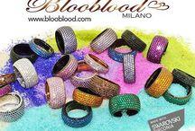 Blooblood Milano / Jewelry Silver whit Swarovski Zirconia