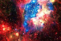 - o universo em mim.. / - galaxias, natureza, todo tipo de produtor de energia positiva dentro do coração de um menino