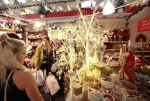 2014 London Country Living Magazine Christmas Fair / Photos from our Christmas Fair in London, November 12 - 16