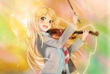 My Favorite Anime Music Videos (AMV)