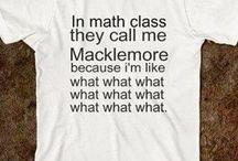 Tee Shirts! / Bc I love them